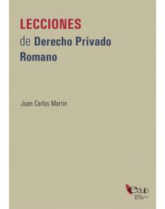 Lecciones de Derecho Privado Romano