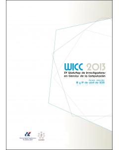WICC 2013: XV Workshop de Investigadores en Ciencias de la Computación