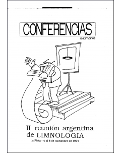 Resúmenes de la II Reunión Argentina de Limnología: La Plata, 4 al 8 de noviembre de 1991