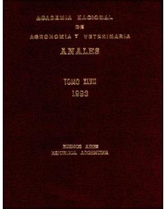Anales tomo XLVII 1993