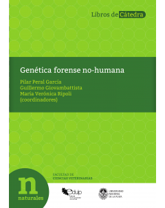 Genética forense no-humana