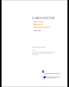 Carlo Zucchi: Arquitectura, monumentos, decoraciones urbanas (1826-1845)
