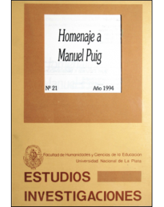 Homenaje a Manuel Puig