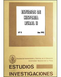 Estudios de Historia Rural II: Tierras y sociedad rural en la provincia de Buenos Aires