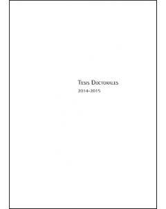 Tesis doctorales 2014-2015