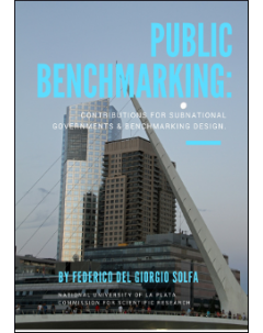 Public Benchmarking: contributions for subnational governments and Benchmarking Design