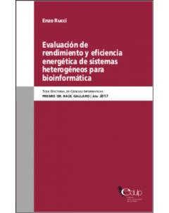 Evaluación de rendimiento y eficiencia energética de sistemas heterogéneos para bioinformática