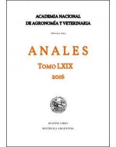 Anales | Tomo LXIX | 2016