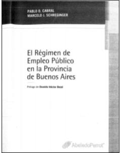 El Régimen de Empleo Público en la Provincia de Buenos Aires