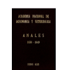 Anales tomo II 1938-1949