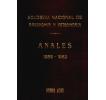 Anales tomo IV 1959-1962