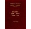 Anales tomo XXXII 1977-1978