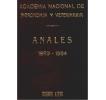Anales tomo V 1963-1964
