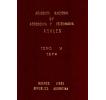Anales tomo XXI 1966-1967