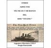 """Otros aspectos técnicos y humanos del RMS """"Titanic"""""""