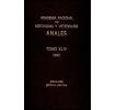 Anales tomo XLIV 1990