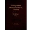Anales tomo XLVI 1992
