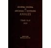 Anales tomo XLIII 1989