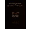 Anales tomo XLI 1986-1987