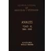 Anales tomo XL 1985-1986