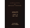 Anales tomo XL 1985-1986