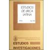 Estudios de lírica latina